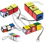 Novelty Magic Cube Flashlight