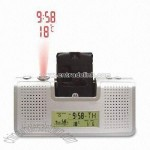 Novelty Projection Digital Clock with Radio