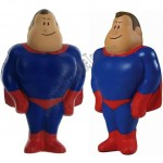 Novelty Super Hero Stress Reliever