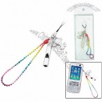 Novelty Whistle Charm Chain Phone Strap for Call Phone / PSP / iPhone /