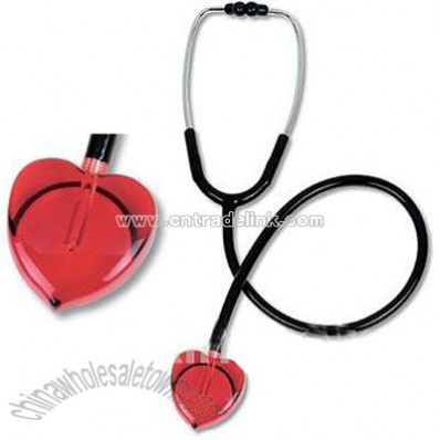Nurse Heart Stethoscope