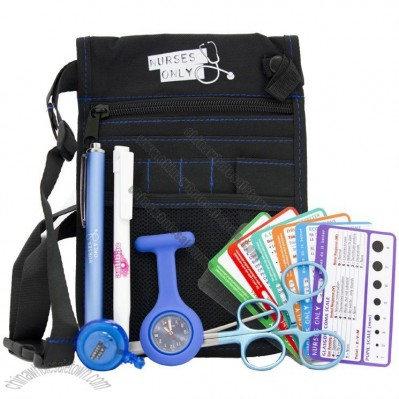Nurses Bag Ultimate Value Blue