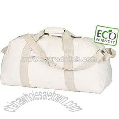 ORGANIC COTTON TRAVEL BAGS