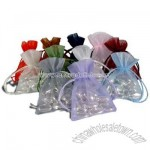 ORGANZA WEDDING FAVOR BAGS