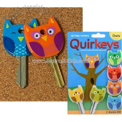 OWL QUIRKEYS KEY COVERS