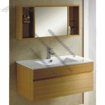 Oak Bathroom Cabinet 900 x 460 x 425mm