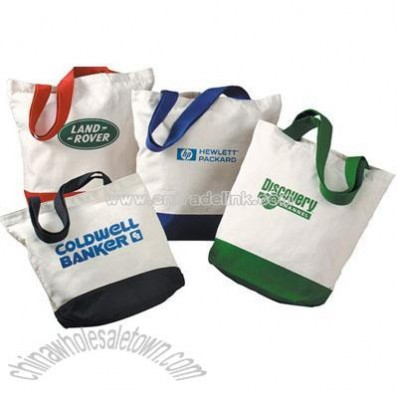 Oceana Canvas Tote Bags