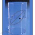 Octagon Acrylic Display Cases