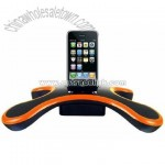 Octopus Design Portable Docking Station for iPod & iPhone