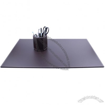 Office Desk Leather Mat