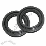 Oil Seal, Made of NBR and EPDM Materials