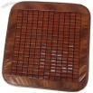 Old bamboo health-care cool chair pad summer cushion