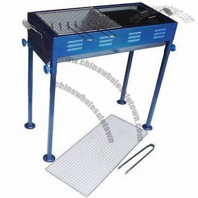 On-Board Portable Burn Oven, BBQ Grill