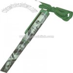 One hundred dollar bill pen necklace