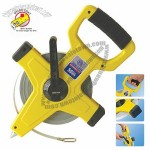 Open Reel Nylon Coated Steel Tape Measure