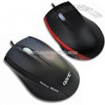 Optical Mouse with Waterprint Picture