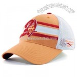 Orange/White Retro Player Cap