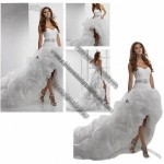 Organza Sweetheart 2013 Sexy Wedding Dress Bridal Gown