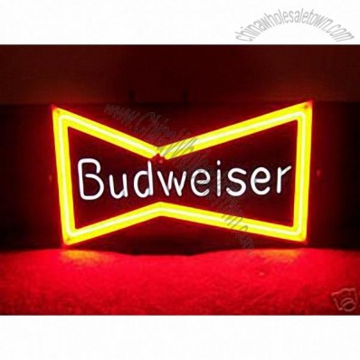 Original Budweiser Neon Sign