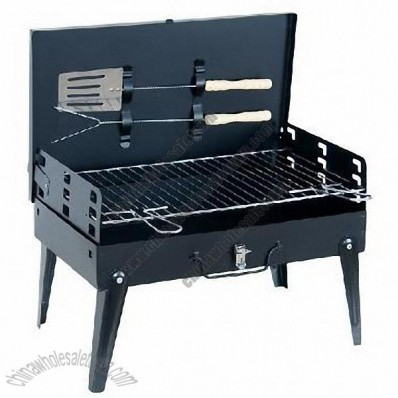 Outdoor Portable BBQ Grills/ BBQ Shelf