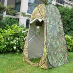 Outdoor Portable Pop UP Changing Tent --- Camping/Bathing/Moving Toliet