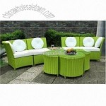 Outdoor Wicker Furniture Set