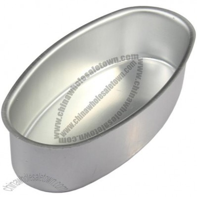 Oval Cheese Cake Mould
