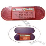 Oval Pencil Box Calculator