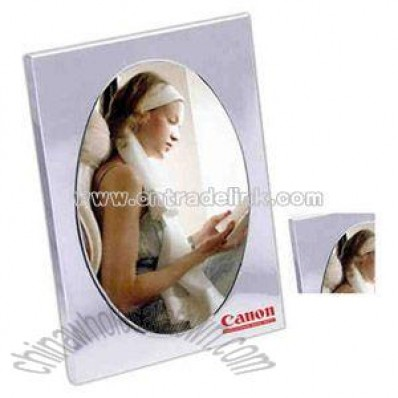 Oval shape Metal frame