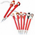 Oven-baked Polymer Clay Gel Gift Novelty Pens for Valentines Day