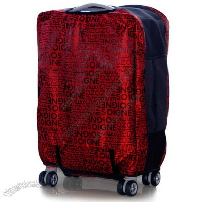 Oxford and Neoprene Luggage Cover with PU Waterproof Coating