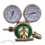 Oxygen Regulator, Input Pressure (bar) 150 or 230, Output Pressure (bar) 0.2 to 4 or 0.2 to 10