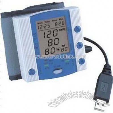 PC Link Blood Pressure Monitor for Wrist