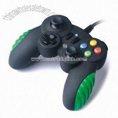 PC-USB Wired Vibration Game Controller