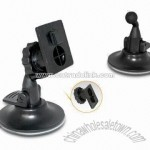 PDA Holders for iPhone with Strong Suction-cup Base, Fixed on Car Glass