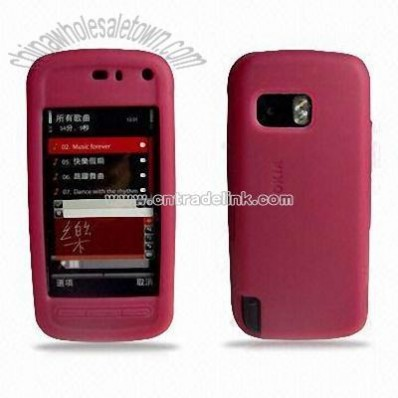 PDA Silicone Cases for Nokia 5800