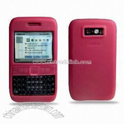 PDA Silicone Cases for Nokia E63