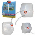 PE 20L Folding Water Carrier