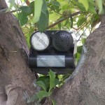 PIR Sound Bird Away Pest Repeller, Patented