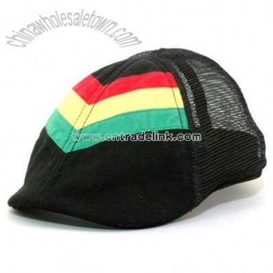 PL Meshback Six Panel Cap
