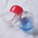 PP Oval Shape Toy Capsule Balls For Kids, Can Be Put Into The Vending Machine