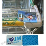 PP Trolley Shopping Coin Card