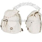 PREMIUM ORGANIC COTTON RUCKSACKS