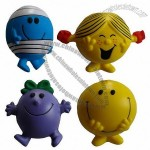 PU Cartoons Stress Ball