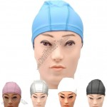 PU Coating Waterproof Cloth Swimming Cap