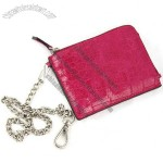 PU Leather Chain Wallet