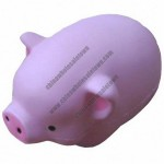 PU Piggy Bank Stress Ball