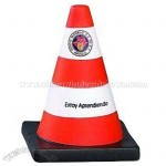 PU Traffic Cone Stress Ball