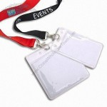 PVC Badge Holder