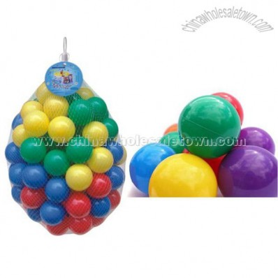 PVC Bouncy Ball